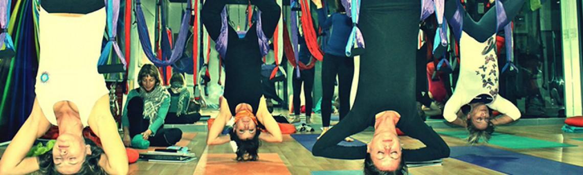 Curso de Profesor en Yoga Antigravitacional