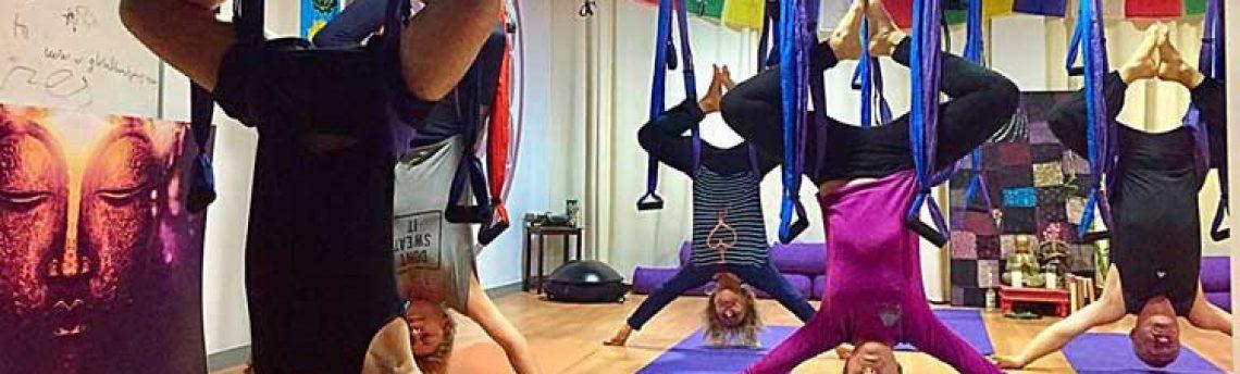 Inmersión Iniciación Yoga Aéreo Anya® El Ejido (Almería)